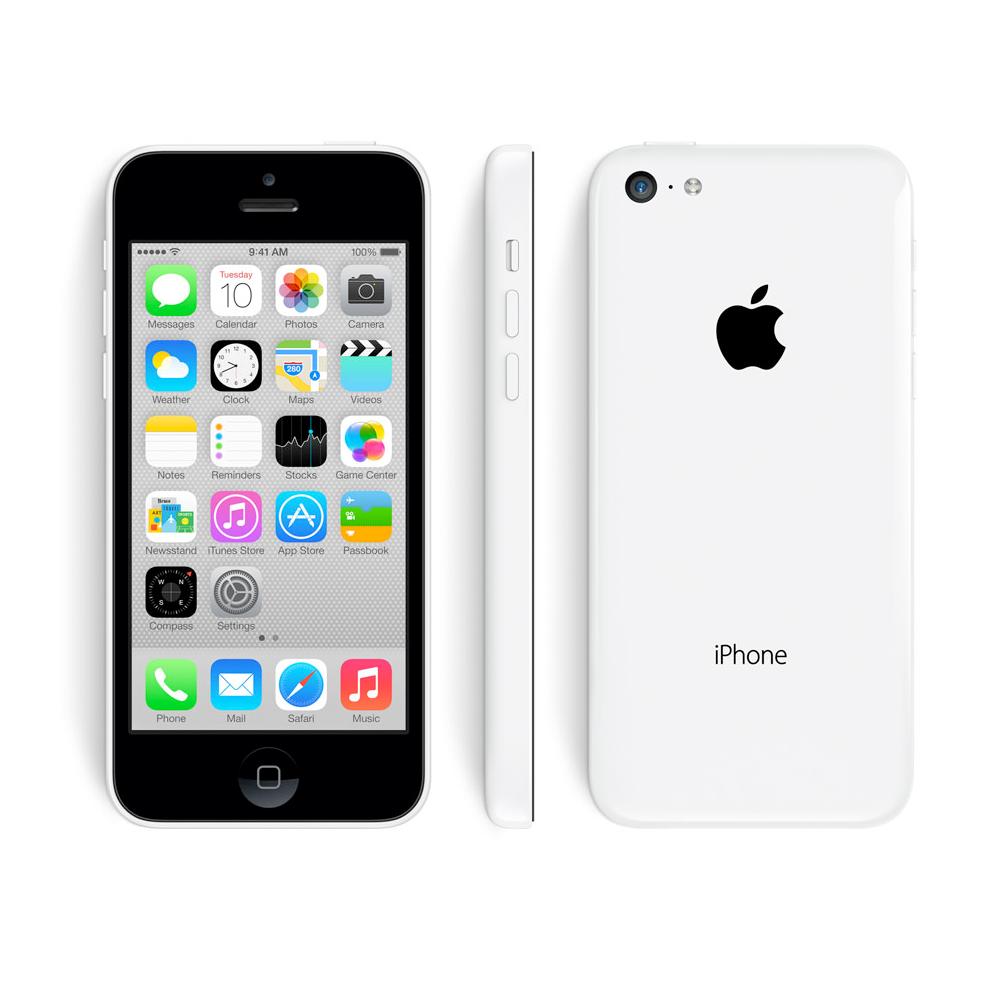 45c15176054 Smartphones : iPhone 5c White